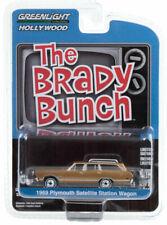 Greenlight Plymouth Satellite Station Wagon 1969 The Brady Bunch 44890 B 1/64