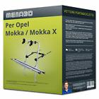 Menabo Logic 2 portabici per Opel Mokka / Mokka X Tipo J13 per 2 bici