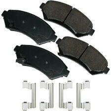 Disc Brake Pad Set-Rear Drum Front Akebono ACT699