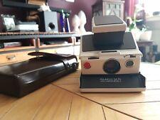 Polaroid SX-70 Land Camera Model 2, Sofortbildkamera, Kamera, Retro, SX 70,