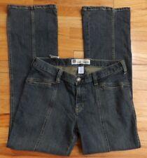 NWT Gap Jeans Dark Vintage 3 Pocket Stretch Boot Cut Jeans Size 10 33x31  J478