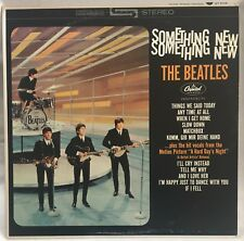 The Beatles - Something New - Outstanding M- Vinyl NM Cover NM Spine