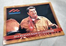 Reagan Ranch 2014 Calendar Young America's Foundation Photos Ronald