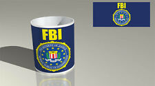 FBI Tazza Da Caffè Tè/regalo birthday