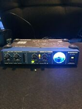 Samson C Valve Tube Analog Microphone Preamp Used MINT with Power Supply
