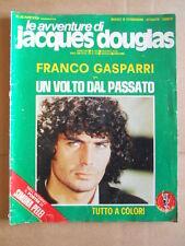 Fotoromanzo  Le Avventure di JACQUES DOUGLAS n°153   [C97] BUONO con poster