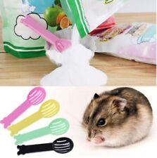 Litter Shovel Hamster Pet Cage Poo Scooper Spoon Small Pet Cleaning Sand Animal