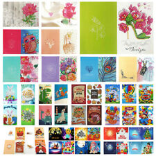 DIY Diamond Painting Greeting Cards Festival Multiple Styles Handmade Gifts Card