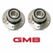 For BMW E36 E46 E85 Pair Set of Front Left & Right Wheel Hub w/ Bearings GMB