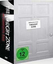THE TWILIGHT ZONE Complete Series Season 1-5 30 DVD Box Set Region 2 NEW