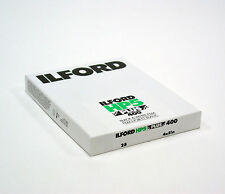 "Ilford HP5 Plus 400 4x5"" ( 25 Sheet )Black & White Film.Brand New.#filmisnotdead"