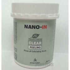 ANNA LOTAN Clear Peeling Rinse Off Exfoliating Scrub 350ml / 11.85oz