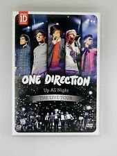 One Direction: Up All Night - The Live Tour (DVD 2012)