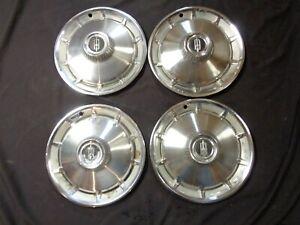 1965 Oldsmobile 442 88 98 Cutlass Delta F85 Jetsar Starfire Wheel Covers Hubcaps