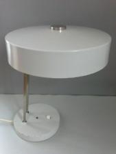 SIS Lamp Schreibtischlampe grey grau 50er 60er Design Vintage Modell 811 Vintage