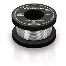 Viablue 40002 - Stagno all argento - 50g - Ø 1.0mm *** SILVER SOLDER AUDIOPHILE