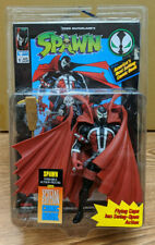 Todd Toys Spawn Series 1 Spawn Action Figure w/Swing-Open Cape - 1994 - Sealed