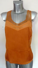 Marks and Spencer Women's Sleeveless Vest Top, Strappy, Cami Tops & Shirts