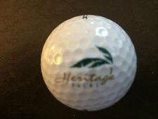 Herritage Palm Country Club (CA ) - Logo Golf Ball