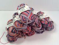 Schachenmayr Nomotta Crazy Cotton Yarn, MultiColor, 40833-Partie, Sport Weight