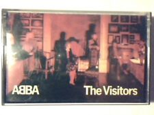 ABBA The visitors mc cassette k7 ITALY RARISSIMA COME NUOVA VERY RARE LIKE NEW!!