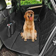 Dog Car Seat Covers for Back Seat of CarsTrucks SUV, 100%Waterproof Dog Hammock