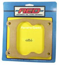 """AED 6155 Birchwood 1/2"""" Quadrajet Spreadbore Carburetor Spacer Carb"""
