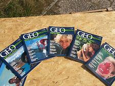GEO Special 1988 komplett 6 Bände - Brasilien  Himalaya  San Francisco  Israel