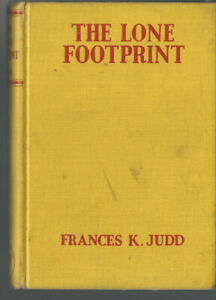 The Lone Footprint  Kay Tracey  Frances Judd