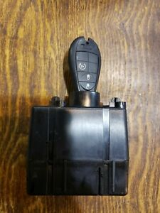 2010 Dodge Ram 1500 Ignition Switch Module Receiver & Key P68066563AG