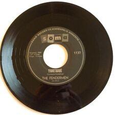 45 Soma 1137   The Fendermen   mule skinner blues / torture   VG+