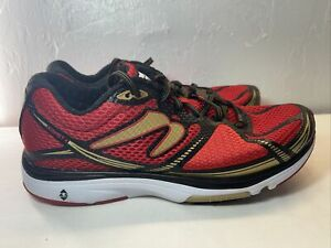 Newton Kismet IV 4 Men´s Size 10 Running Sport Run Shoes Trainers Red M011918