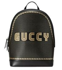NEW WITH TAGS 100% AUTHENTIC GUCCI BACKPACK BOOKBAG BAG MAGNETISMO LARGE