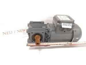 Bauer 0,025 Kw 1,8 Min. Motorreductor BS04-61U/D04LA8/Sp Caja de Cambios