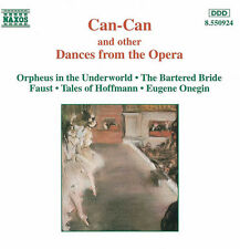 Various Artists - Can Can & Other Dances from the Opera / Various [New CD]