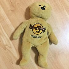 Hard Rock Cafe Beanie Baby limited edition Waikiki Honolulu Surfer Collectible