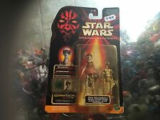 Star Wars - Episode 1 - Ody Mandrell with Otoga 222 Pit Droid with chip