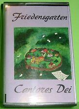 Cantores Dei - Friedensgarten (Musikkassette   MC)