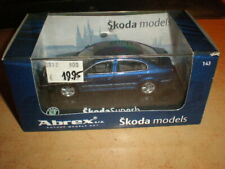 Abrex 1/43  Skoda Superb           MIB  (14-046)