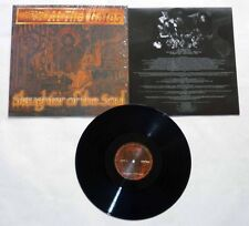 "At The Gates ""Slaughter Of The Soul"" FDR Black Vinyl - NEW!"