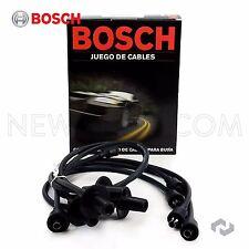 VW Beetle Karmann Ghia Super Beetle Thing Spark Plug Wire Set 09001 Bosch