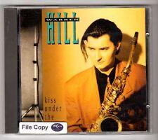 (GY360) Warren Hill, Kiss Under The Moon - 1991 CD