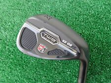 Wilson Staff TW9 52 Gap Wedge Tour Milled Black Finish 52.08 Steel Wedge NEW RH
