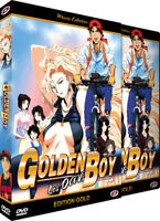★ Golden Boy ★ Intégrale - Edition Gold - 3 DVD