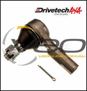 NISSAN NAVARA D22 3.0L ZD30DDT DRIVETECH 4X4 FRONT LEFT/RIGHT OUTER TIE ROD END