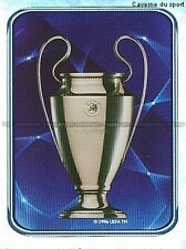 N°002 CUP COUPE UEFA CHAMPIONS LEAGUE 2011 STICKER PANINI
