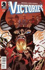Michael Avon Oemings Victories #3 (of 5) Transhuman Comic Book 2013 - Dark Horse