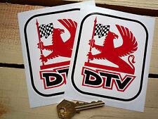 DTV Dealer Team Vauxhall Chevette Magnum Viva stickers
