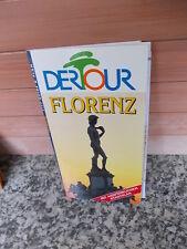 Dertour Florenz, mit ausführlichem Stadtplan, aus dem Jahr 2000