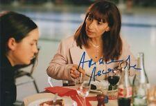 Ariane Ascaride autographe signed 20x30 cm image